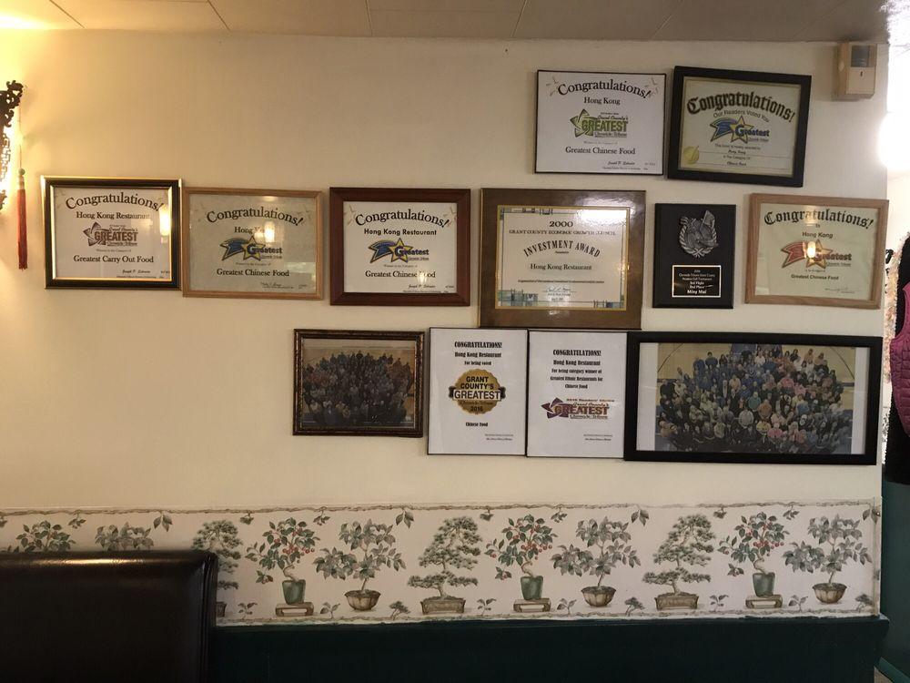 Hong Kong Restaurant: 949 N Washington St, Marion, IN