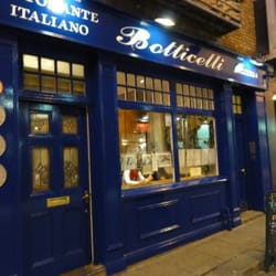 Photo Of Botticelli Italian Restaurant Dublin Republic Ireland