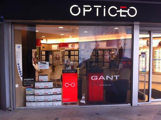 Opticeo lunettes opticien 18 rue du centre - Centre commercial colomiers ...