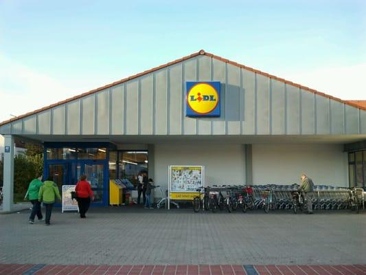 Heizungsbauer Ingolstadt lidl supermarkt lebensmittel goethestr 61 ingolstadt bayern
