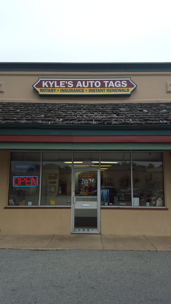 Kyle's Auto Tags & Insurance
