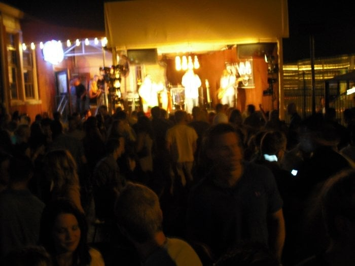 Captivating Photo Of Park Street Patio   Columbus, OH, United States. Live Music At