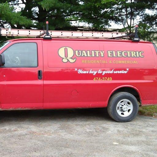 Quality Electric: 14 Jewett St, Skowhegan, ME