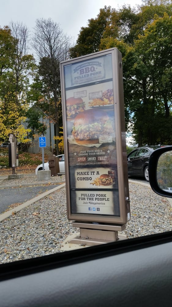Wendy's: 138 Federal St, Greenfield, MA