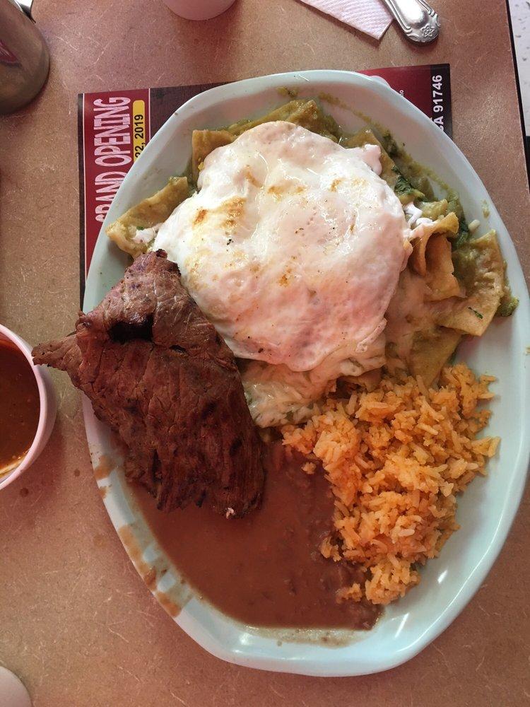 Alejandrina's Restaurante: 13901 Amar Rd, La Puente, CA