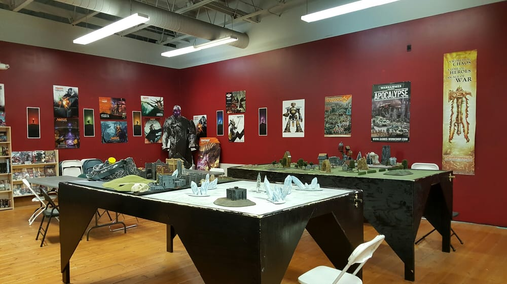 Avalon Comics and Games: 10315 Silverdale Way NW, Silverdale, WA