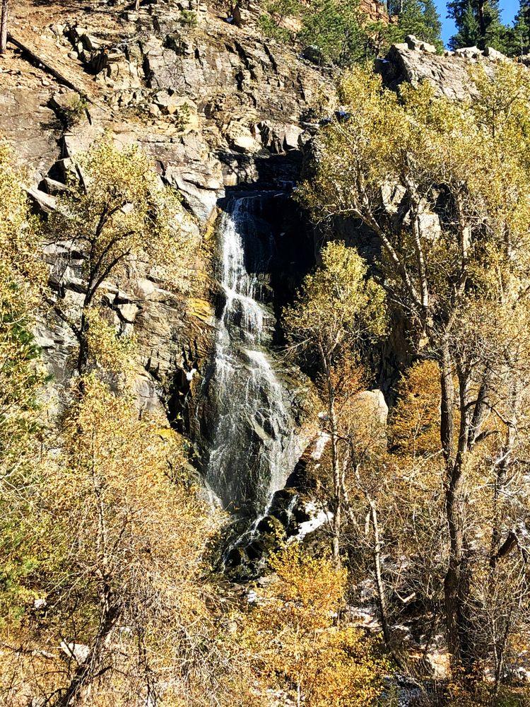 Social Spots from Bridal Veil Falls