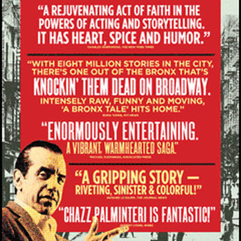 See all photos f...A Bronx Tale Broadway Playbill