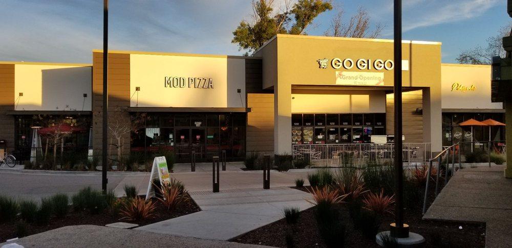 Cupertino Village Shopping Center