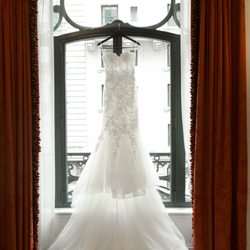 00d861df72f52 Photo of Rana Bridal - Englewood Cliffs, NJ, United States. Pronovias gown