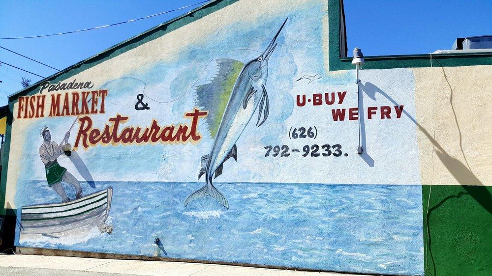 Pasadena Fish Market