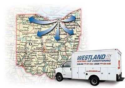 Westland Heating & Air Conditioning: 26200 1st St, Westlake, OH