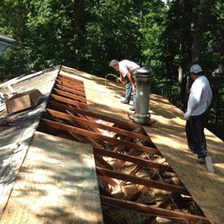 Photo Of Kelbie Home Improvement   Columbia, MD, United States. New Roof  Decking