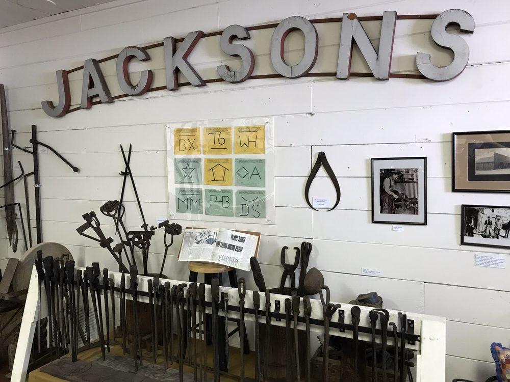 Blue Lake Museum: 330 Railroad Ave, Blue Lake, CA