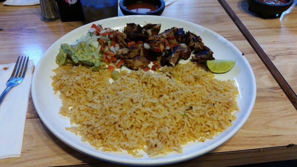 Pork Carnitas Plate Huge Plate Yelp