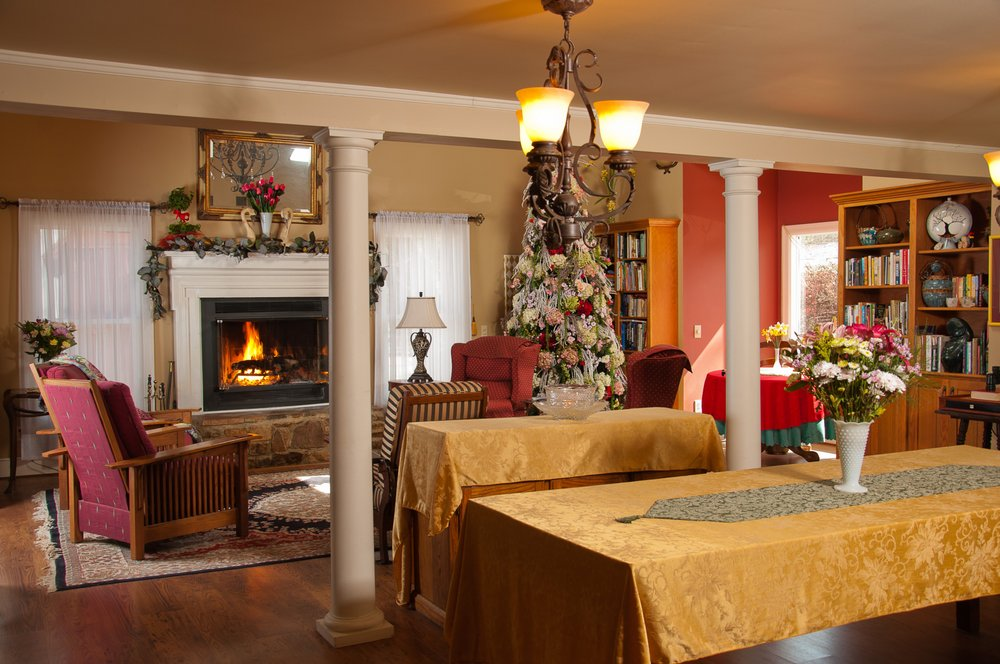 Chestnut Hill Ranch Bed and Breakfast: 3001 Brown Bend Rd, Only, TN