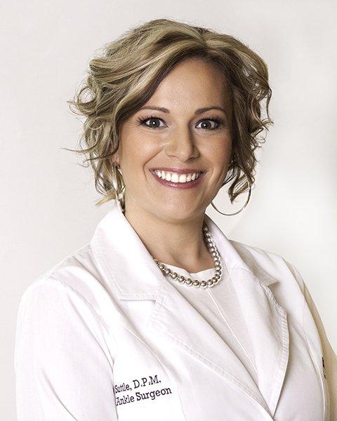Sara Suttle, DPM: 2425 Hwy 121, Bedford, TX