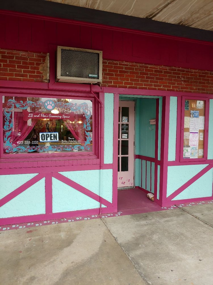 LB's Grooming Spaw: 435 E Elk Ave, Elizabethton, TN
