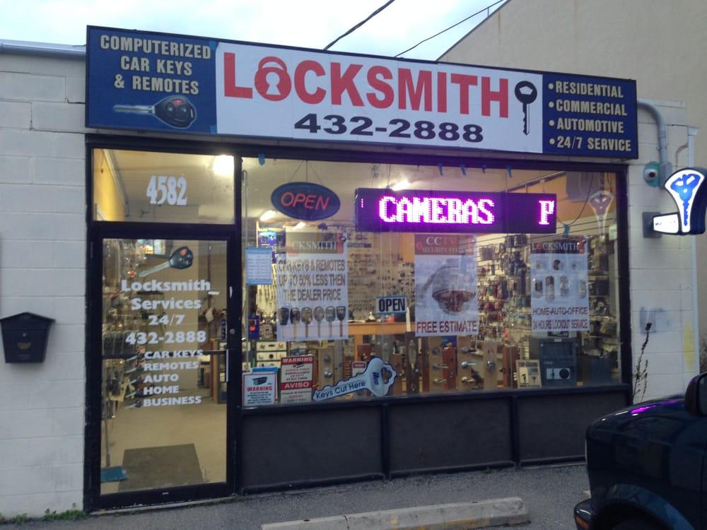Island Park Locksmith: 4393 Austin Blvd, Island Park, NY