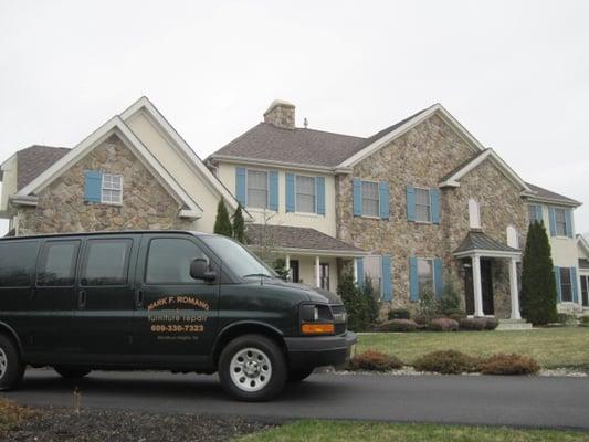 Photo Of Mark F Romano Furniture Repair   Woodbury Heights, NJ, United  States.