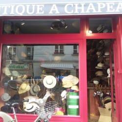 La Boutique  Chapeaux Accessoires 105 rue Saint Honoré