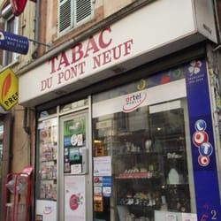 Le Tabac du Pont Neuf Tobacco Shops 6 rue de la Rpublique