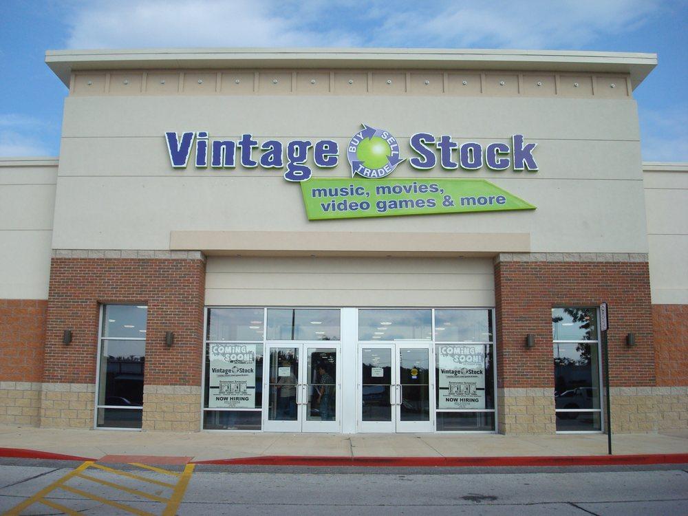 Vintage Stock - Joplin Northpark Mall: 101 N Range Line Rd, Joplin, MO