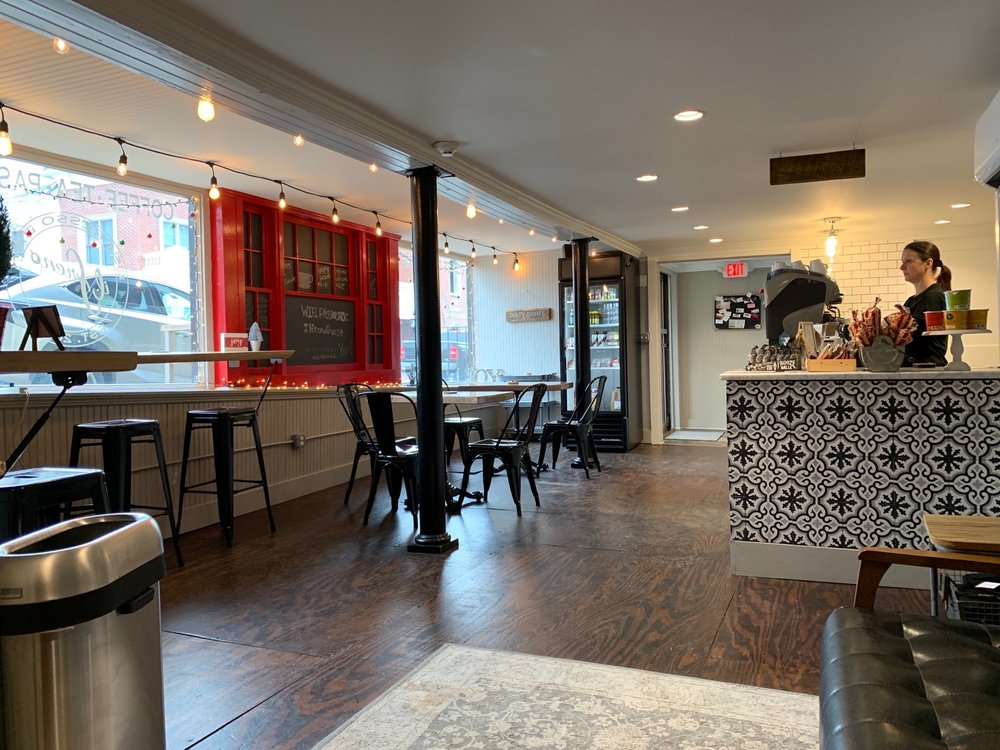 Il Freno Espresso Bar: 81 Park Ave, Park Ridge, NJ