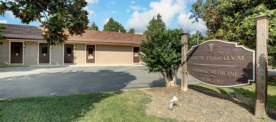Locke A Taylor Veterinary Hospital: 9023 Woodman Rd, Richmond, VA