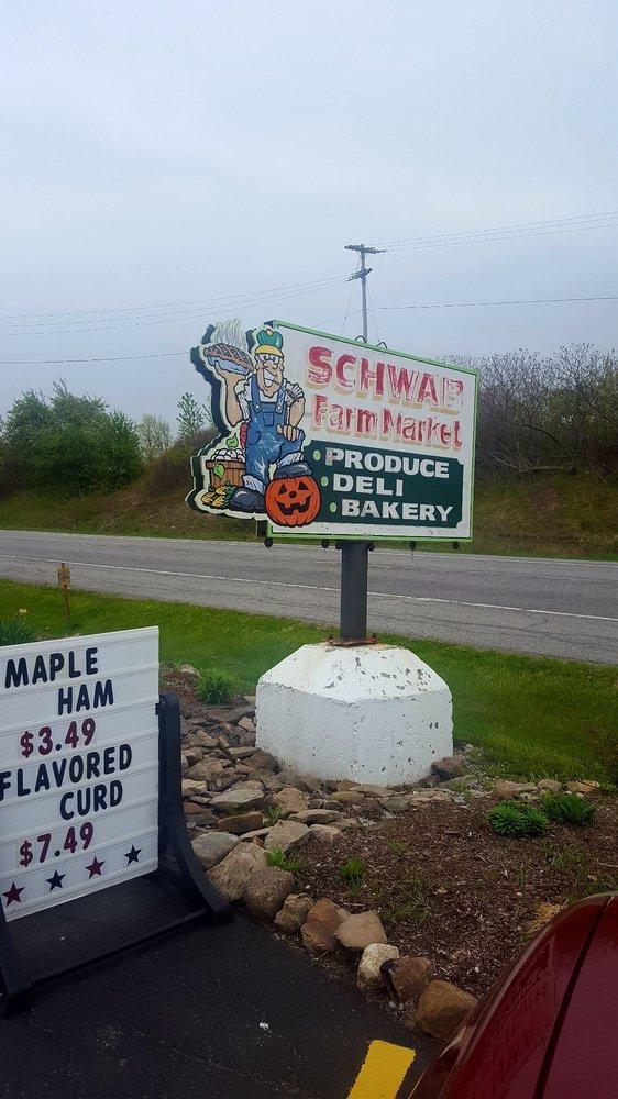 Schwab Farm Markets: 9035 Rochester Rd, Gasport, NY