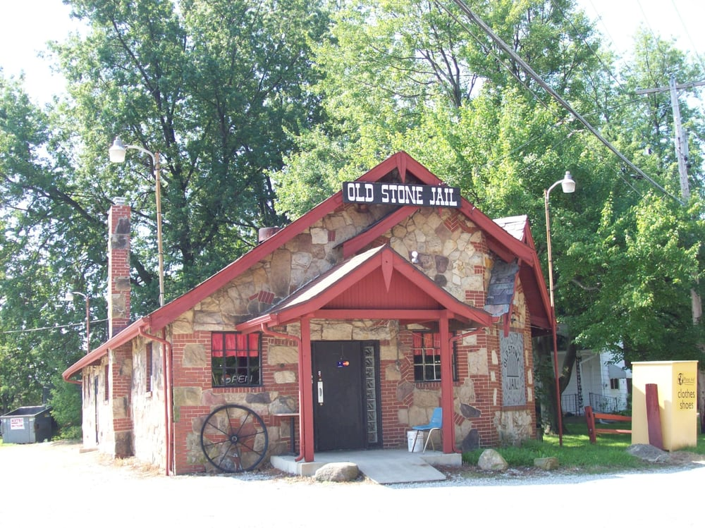 Old Stone Jail - Pubs - 5640 Wooster Rd W, Norton, OH ...