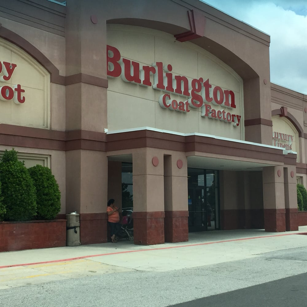 Burlington Coat Factory is a department store chain that sells clothing and shoes. Named after their flagship store (and current company headquarters) in Burlington Township, New Jersey, the Burlington Coat Factory has over locations across the country.