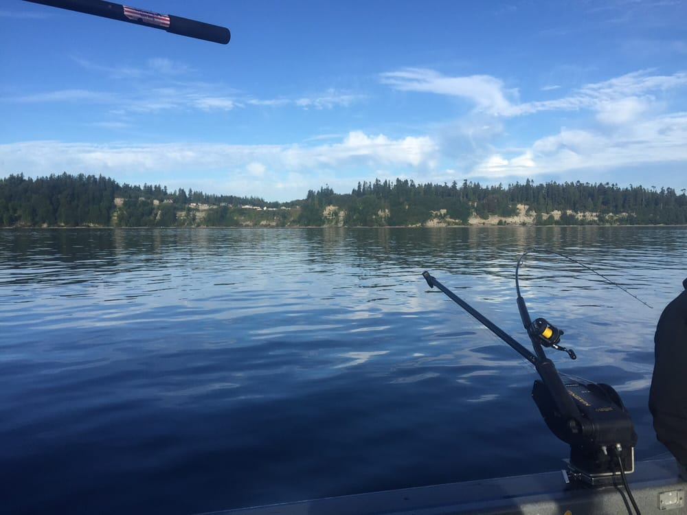 Photos for all star fishing charters yelp for Fishing charters seattle