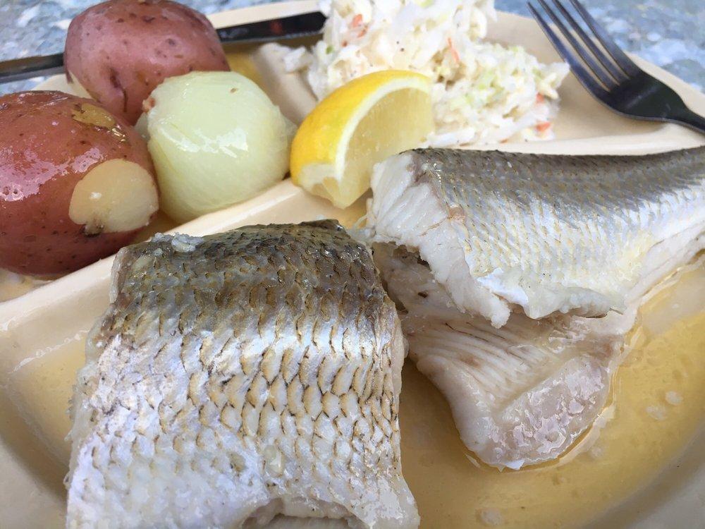 Pelletier's Restaurant & Fish Boil: 4199 Main St, Fish Creek, WI