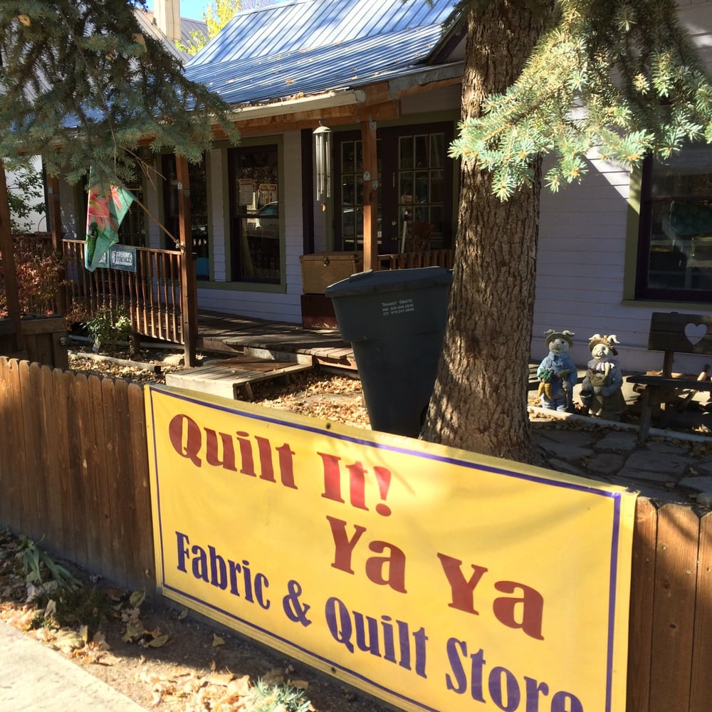 Quilt It Ya Ya: 201 S Church Ave, Aztec, NM