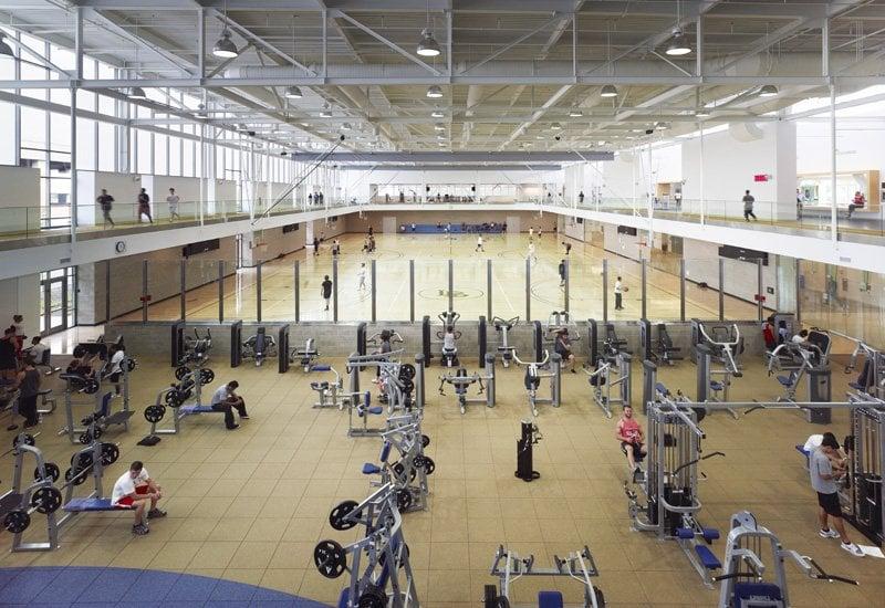 Long Beach Csu Gym
