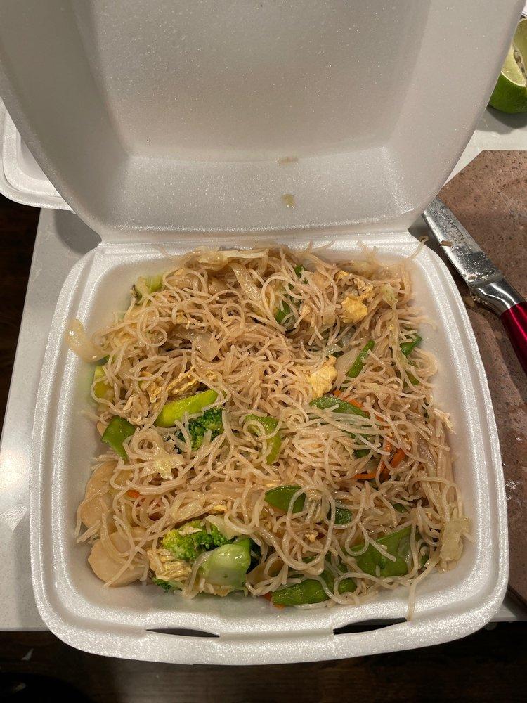 Food from Hong Kong Express