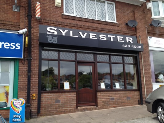 Sylvester hair salons 8a northfield road birmingham for Hair salon birmingham