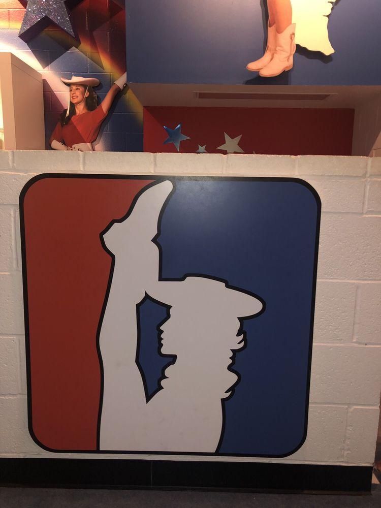 Rangerette Showcase & Museum: 1100 Broadway Blvd, Kilgore, TX