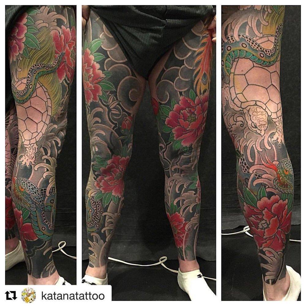 Katana Tattoo, LLC: 309 N Broadway, Green Bay, WI