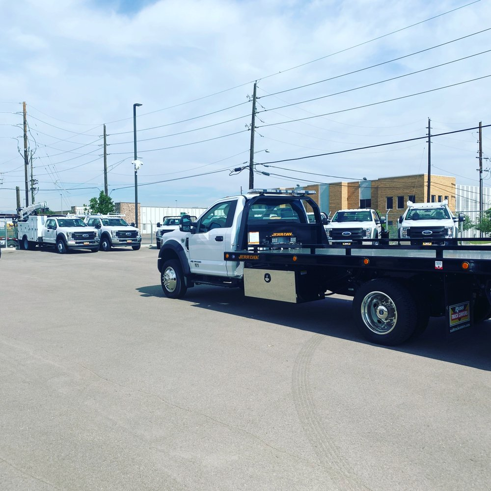 Towing business in Denver, CO
