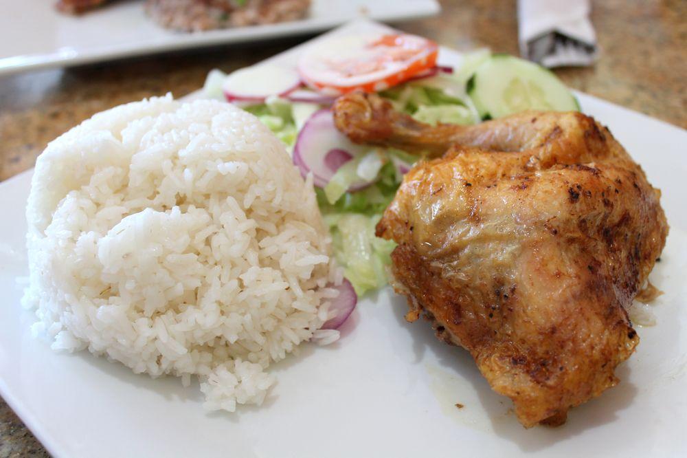 Machu Chicken: 25 Union Sq, Somerville, MA