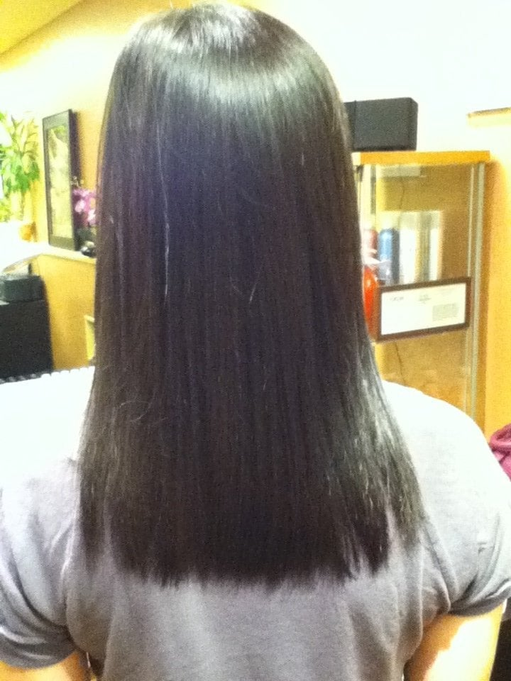 ... Aleen - Daly City, CA, United States. Korea magic volume straight perm