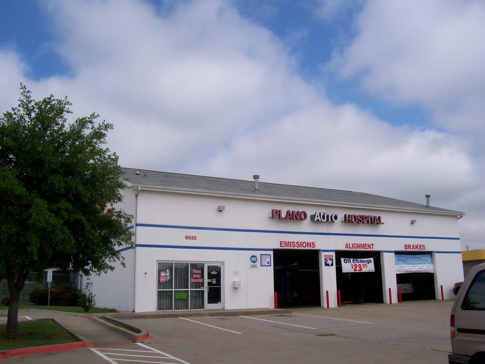 Plano Auto Hospital: 6533 K Ave, Plano, TX