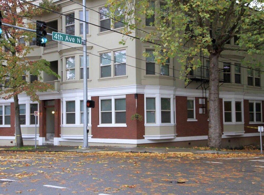 Delmont Apartments - Apartments - 403 Roy St, Lower Queen Anne ...
