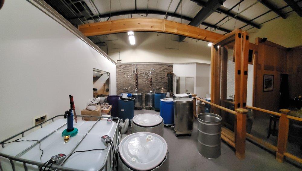 Dorwood Distillery: 201 Industrial Way, Buellton, CA