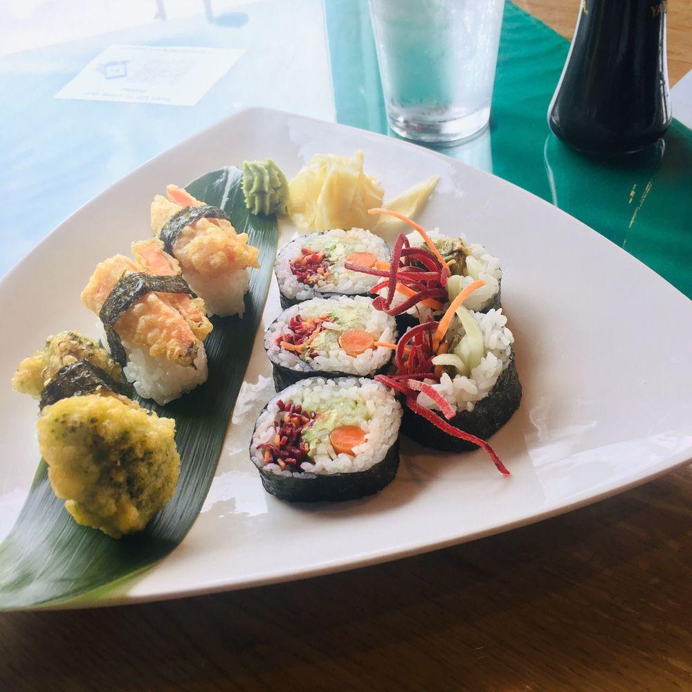 Social Spots from The Basil Leaf Thai & Sushi Restaurant