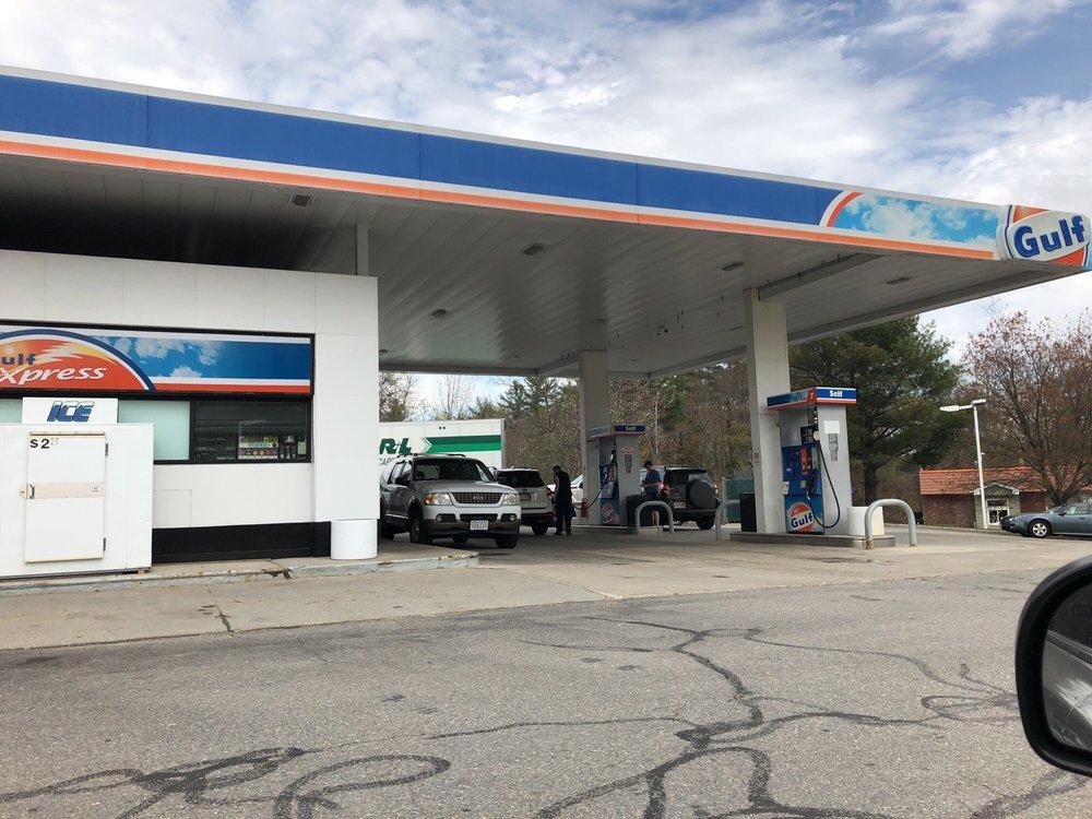 Lunenburg Gulf: 451 Massachusetts Ave, Lunenburg, MA