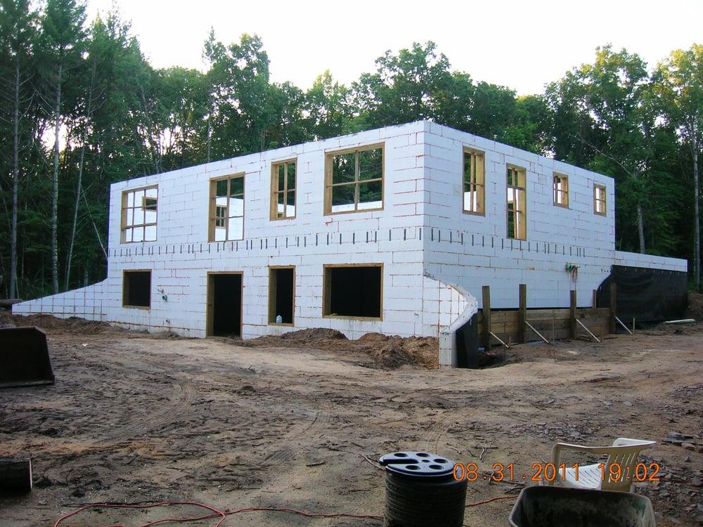 Millennium masonary construction maestro de obras for Icf construction florida