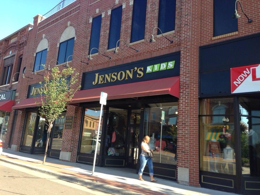 Jenson's Dept Store: 112 E Main St, Anoka, MN